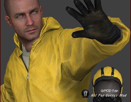 Splinter Cell: Blacklist Chemsuit Goons