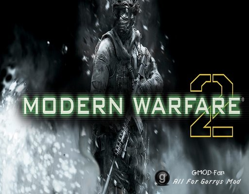 CoD MW2 Playermodels