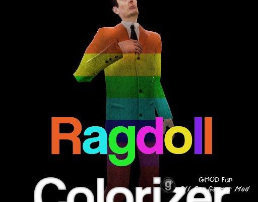 Ragdoll colorizer