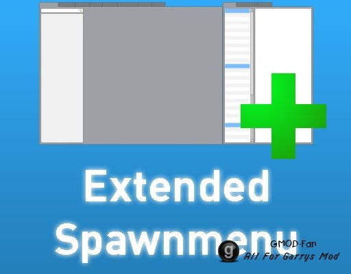 Extended Spawnmenu