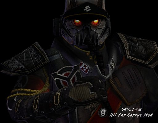 Killzone 2 - Mael Radec