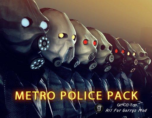 Metropolice Pack