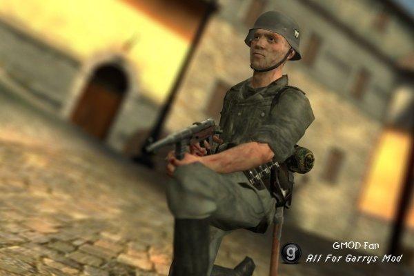 World at War Style Wehrmacht