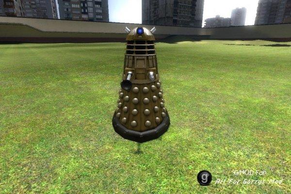 Dalek npc v2