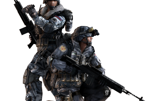 AVA Soldiers