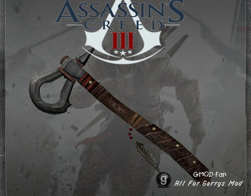 Assassin's Creed III - Tomahawk
