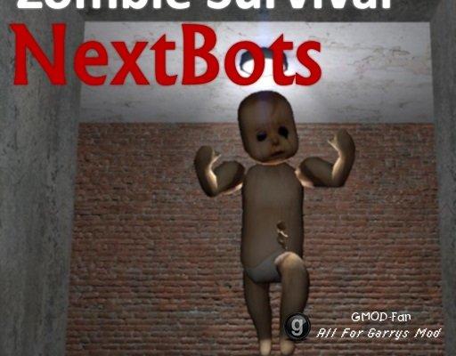 Zombie Survival NextBots