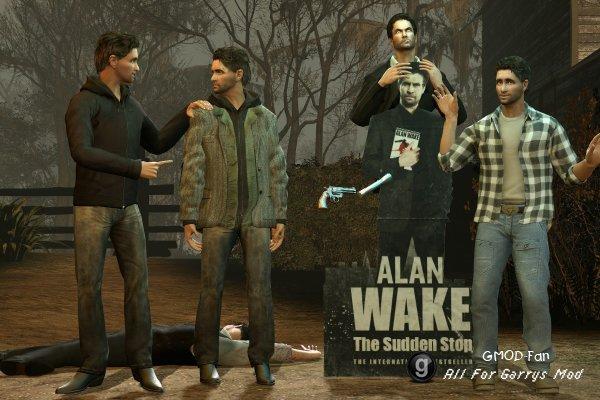 Alan Wake Pack