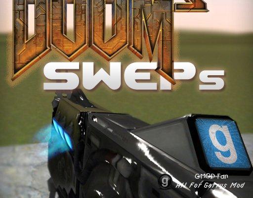 DOOM 3 Sweps