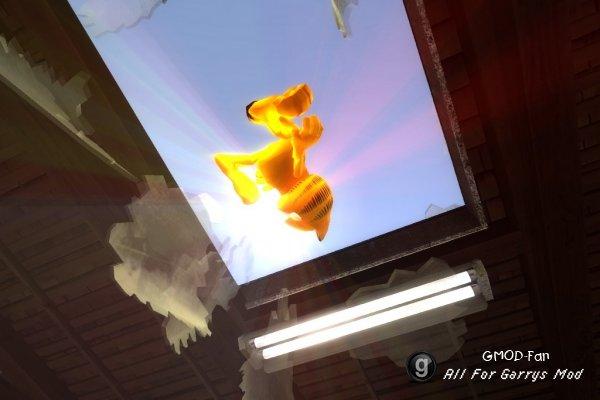 Garfield [MODEL]