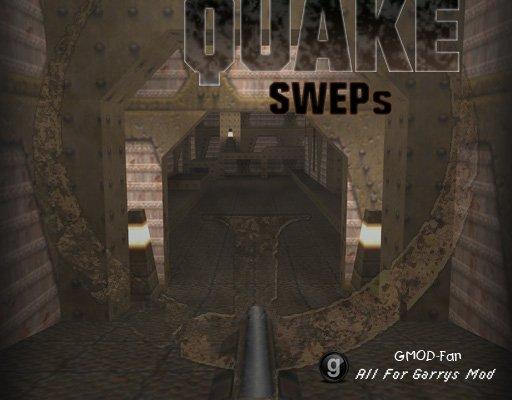 Quake SWEPs