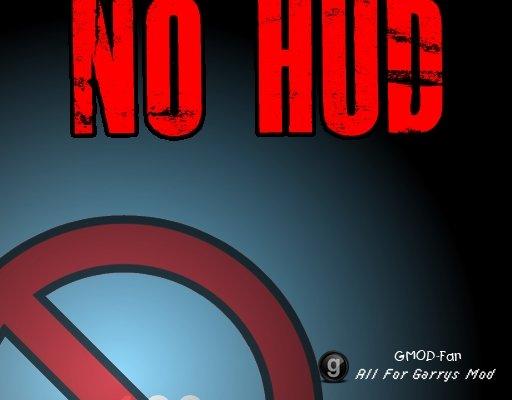 No HUD Mod