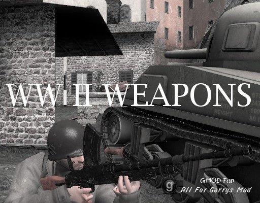 WW II Weapons