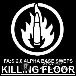 FAS 2.0 Alpha SWEPs - Killing Floor