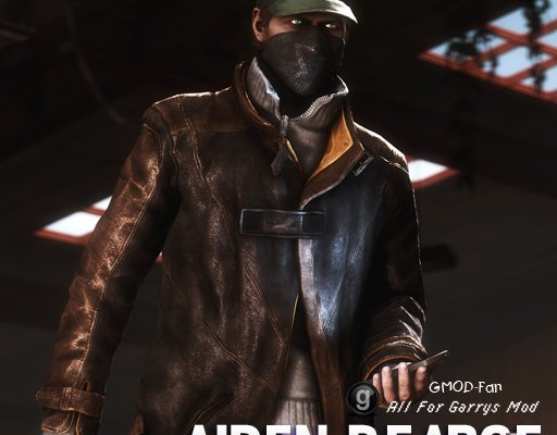 Watch_Dogs - Aiden Pearce