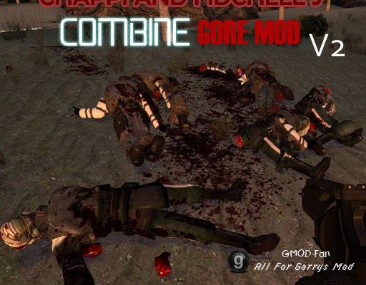 (VERSION 2) Combine Gore Mod