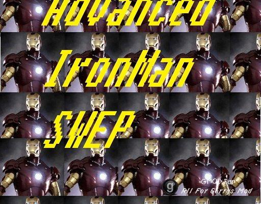 Advanced IronMan Weapon