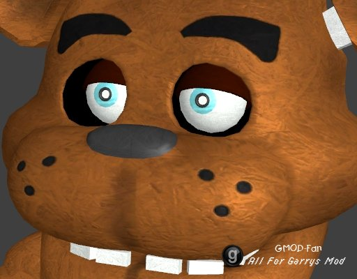 Five Nights at Freddy's - Playermodels