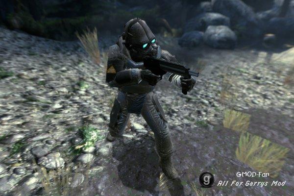 Half-Life 2: Episode Two Combine NPC's