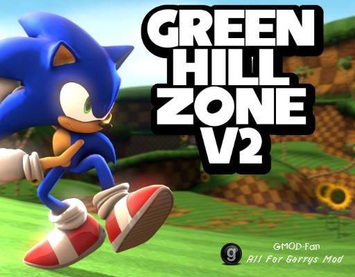 Green Hill Zone V2
