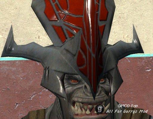 Halo 3 - Brutes (NPCs/Playermodels/Ragdoll)