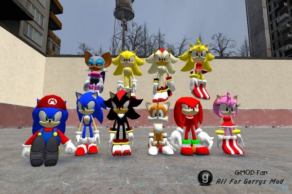 Sonic The Hedgehog Mod 2009