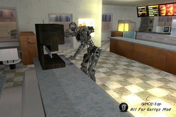 Terminator Model Hex