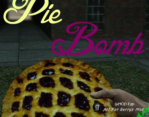 Pie Bomb