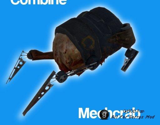 Combine Mechcrab