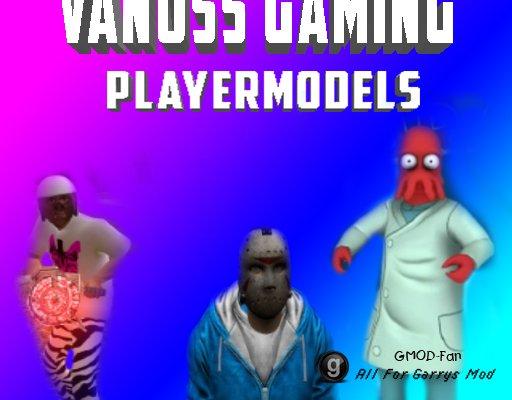 Vanoss Gaming Playermodels!