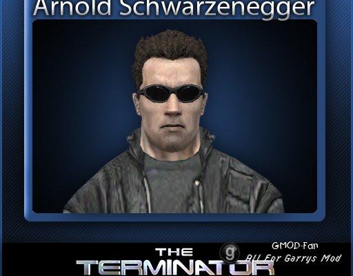 The Terminator Arnold Schwarzenegger Playermodel