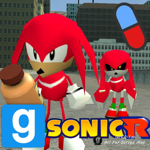 Sonic R Pill Pack