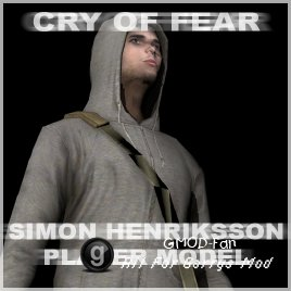 Cry Of Fear: Simon Henriksson P.M.