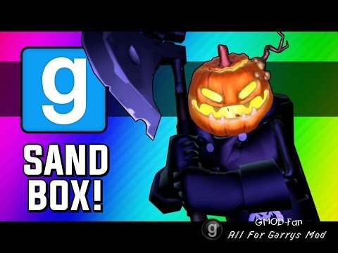 """Gmod: Halloween Training - How NOT to """"Trick or Treat"""""""