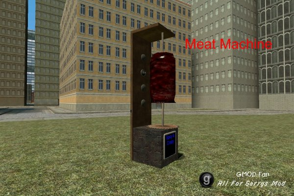 Meat Machine