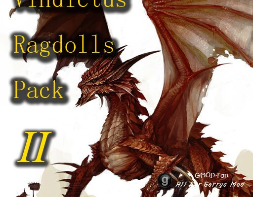 Vindictus Ragdolls Pack II