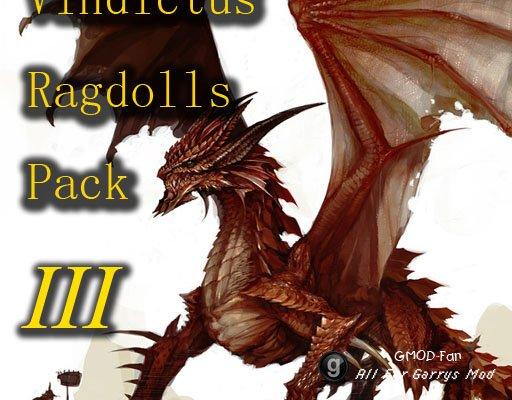 Vindictus Ragdolls Pack III