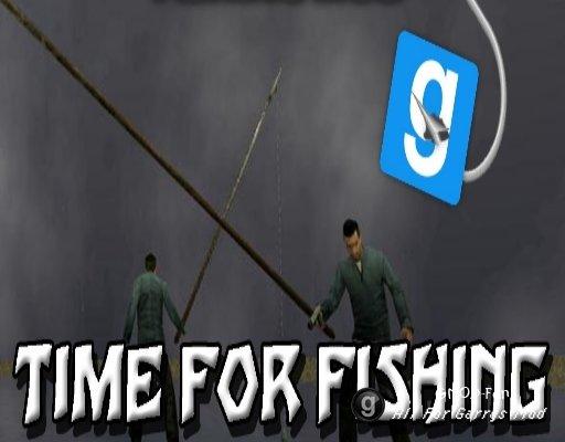 Fishing MOD GMOD13 [Fixed]
