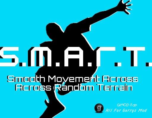 S.M.A.R.T.:Smooth Parkour Movement