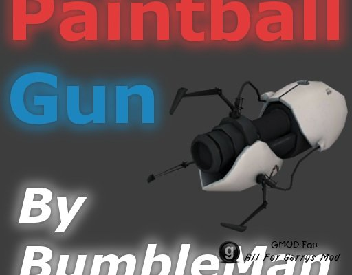 Paintball Gun SWEP