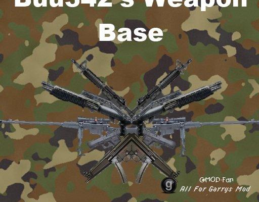 Buu342's Weapon Base [Update]