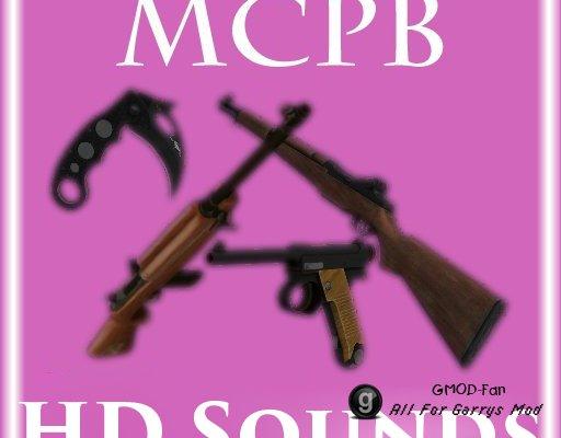 MCPB HD Sounds