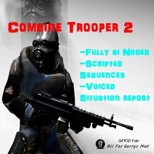 Combine Trooper 2