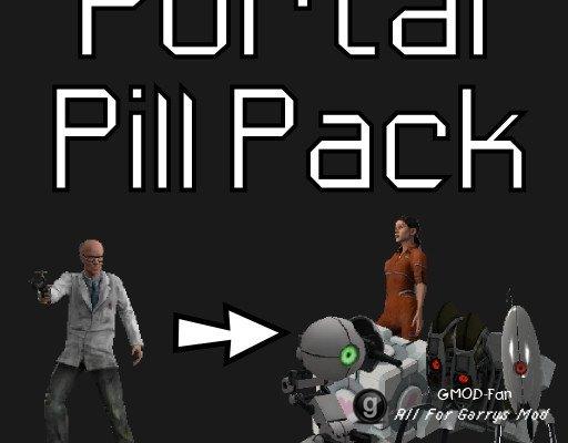 Portal Pill Pack