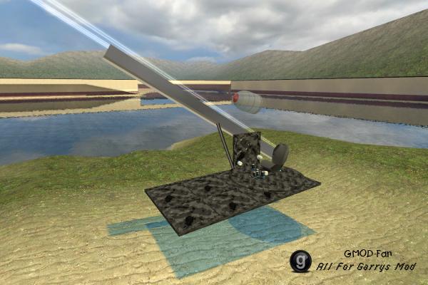 АУ V3 Тяжёлая Артиллерия