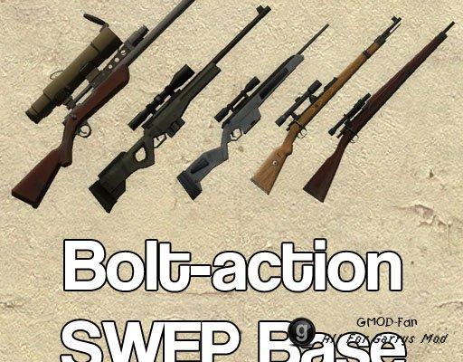 Bolt-Action SWEP Base