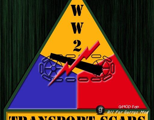 WW2 Transport Scars