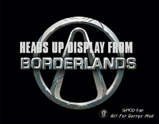 Borderlands HUD