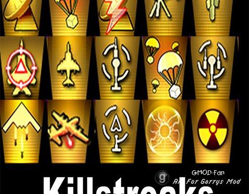 Modern Warfare 2 Killstreaks