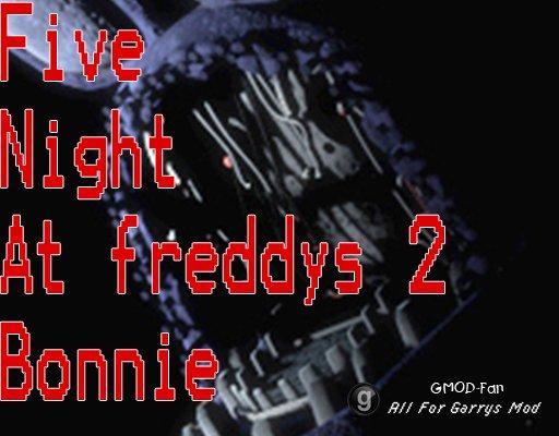 Five Nights at Freddy 2 Old Bonnie